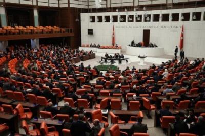 У Туреччині парламент проголосував за відправлення військ до Лівії