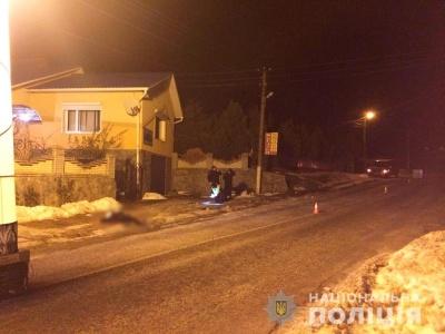 Втік за кордон: поліція встановила особу чернівчанина, який збив на смерть чоловіка і залишив місце ДТП