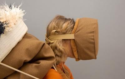 Американка створила диво-одяг на випадок апокаліпсису - фото