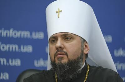 Епіфаній розповів, скільки парафій Московського патріархату приєдналися до ПЦУ