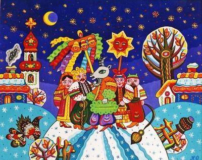 Різдво 2020: 10 найгарніших українських колядок