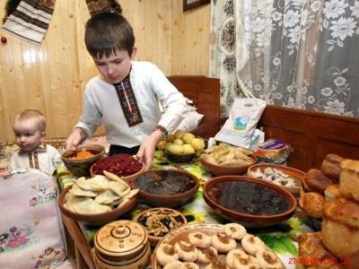 У приготуваннях до свята брала участь уся сім'я: як наші предки готувалися до Різдва