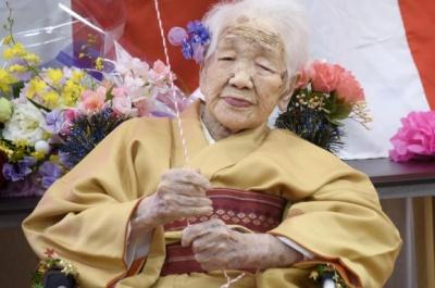 Найстарша мешканка Землі відсвяткувала день народження