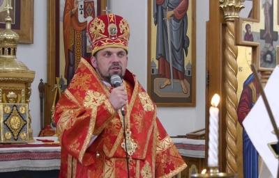 Різдвяне вітання єпископа Чернівецької єпархії УГКЦ Йосафата