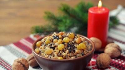 Кутя – з медом і цукерками: як готують головну різдвяну страву в районах Буковини