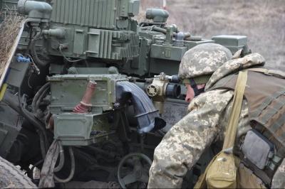 У Святвечір на Донбасі поранено українського бійця