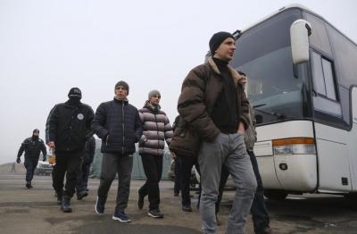 Оприлюднили прізвища 44 осіб, яких віддали бойовикам ОРДЛО в рамках обміну
