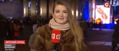 Журналістка сп'яніла в прямому ефірі, ведучи репортаж з Забігу тверезості - відео