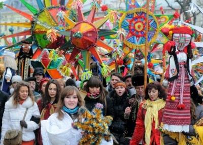 Чернівчан запрошують на різдвяну коляду на бульварі