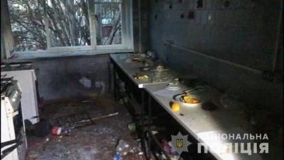 На Різдво в Одесі стався вибух, постраждали троє людей