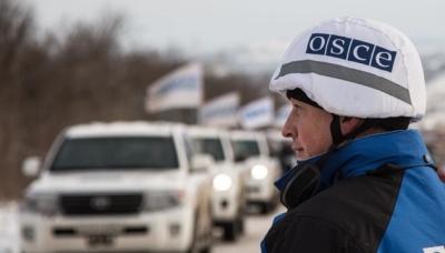 Украина опровергла заявления ОБСЕ о якобы нарушении Минских договоренностей