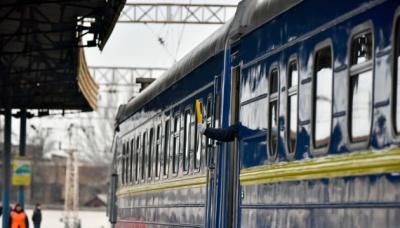 Укрзалізниця торік оновила 29 вагонів: серед них – поїзд, що прямує в Чернівці