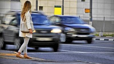 В Україні можуть підвищити штрафи за порушення правил дорожнього руху пішоходами