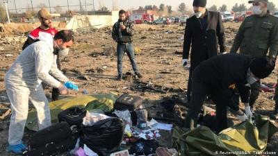 Авіакатастрофа в Ірані: що відомо про загиблих українців