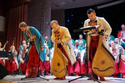 До Чернівців завтра з концертом завітає Національна капела бандуристів