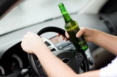 За перший тиждень 2020 року на Буковині виявили пів сотні п'яних водіїв