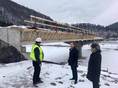 Осачук планує відремонтувати мости на Путильщині – чекає 170 млн від уряду