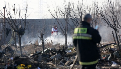 У США високопосадовці припускають, що український Boeing збив Іран