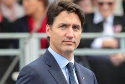 Канадський прем'єр заявив, що літак МАУ збив Іран