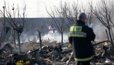 У Тегерані продовжують стверджувати, що не причетні до авіакатастрофи літака МАУ