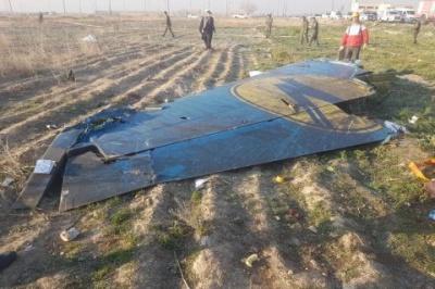 """Пристайко: Україна отримала від США """"важливі дані"""" щодо авіакатастрофи в Ірані"""