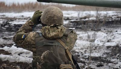 Доба на Донбасі: троє військових отримали поранення