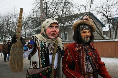 На фестивалі Маланок у Чернівцях проведуть безкоштовний майстерклас по створенню масок