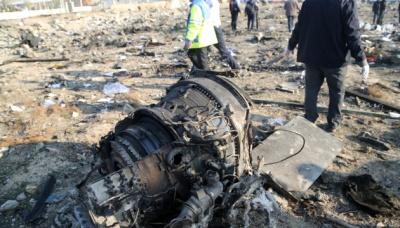 Відповідальність за збиття літака МАУ взяв на себе Корпус вартових ісламської революції