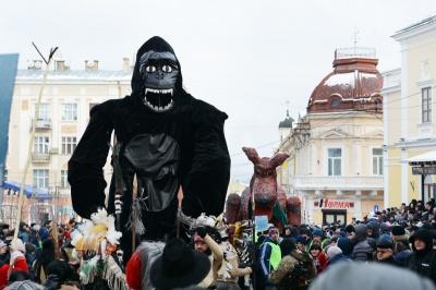 Сьогодні в центрі Чернівців пройде «Маланка-фест»: де перекриють вулиці
