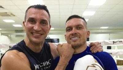 Володимир Кличко та Олександр Усик потрапили до ТОП-100 найкращих боксерів усіх часів