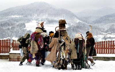 Завтра свято автентичної маланки відбудеться у Красноїльську