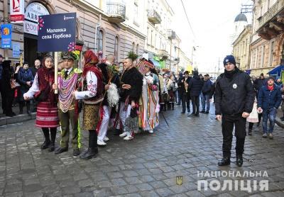 Фестиваль «Маланка-фест» в Черновцах посетили 30 тыс. человек - полиция