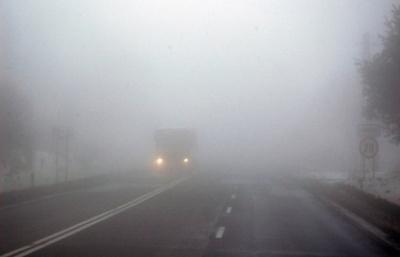 Штормове попередження: на Буковині очікується сильний туман