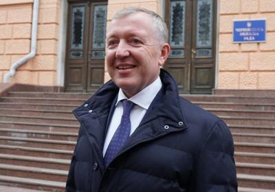 Осачук скасував проведення двох кадрових конкурсів у Чернівецькій ОДА