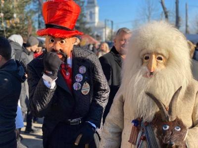 Під час «Вашківецької Маланки» встановили рекорд України