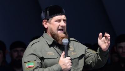 """Рамзан Кадиров заявив про свою """"тимчасову непрацездатність"""""""