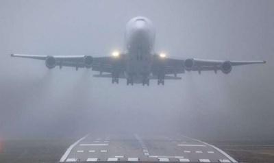 Через густий туман скасували відправку літака з Чернівців до Києва