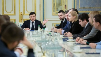 Зеленський відкликає свій законопроєкт щодо децентралізації