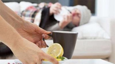 За тиждень на ГРВІ захворіли 105 тисяч українців