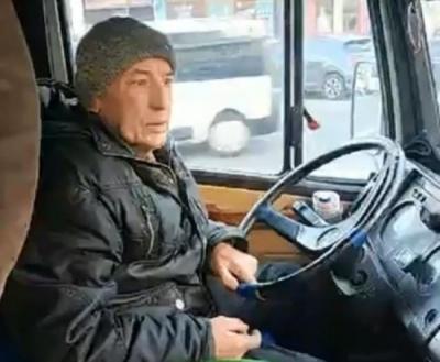 У Рівному водій маршрутки забув, куди їде, і поїхав у протилежний бік – відео