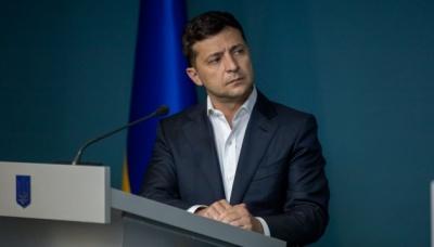 """Зеленський дав правоохоронцям два тижні, аби знайти причетних до запису """"плівок Гончарука"""""""