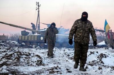 Минулої доби на Донбасі один військовий загинув, ще 10 отримали поранення