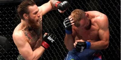 UFC: Макгрегор переміг Серроне за 40 секунд - відео