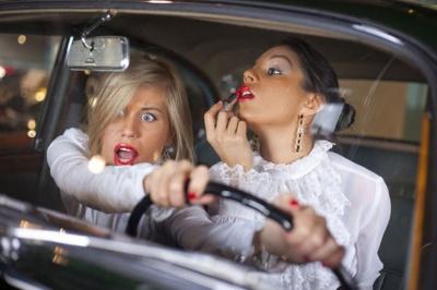 Анекдот дня: випадок в автомобілі