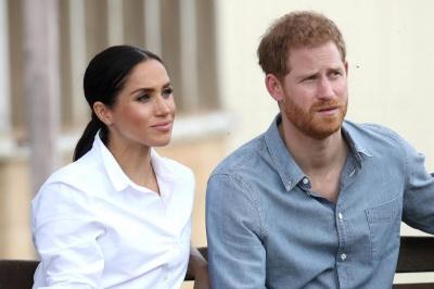 Меган Маркл та принц Гаррі зніматимуть документальні фільми - ЗМІ