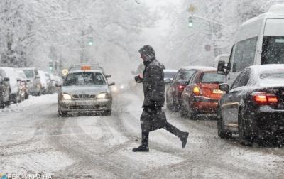 Синоптики розповіли, коли на Буковині чекати снігу