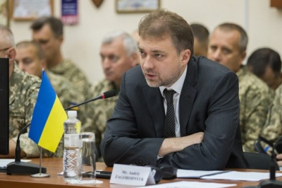 Міністр оборони заявив, що термін строкової служби треба зменшити
