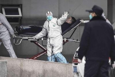 Коронавірус вже біля України: з підозрою на китайський вірус госпіталізували двох росіян