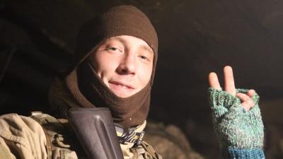 «Пішов хлопець, якого я любила»: на Донбасі від кулі снайпера загинув 22-річний боєць