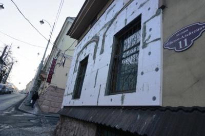 У Чернівцях хочуть заборонити утеплення будинків у історичній частині міста